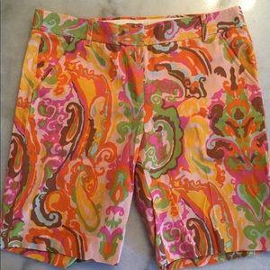 Bermuda shorts form J crew!